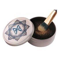 Wimpern Curler Make-up Pinsel Cleaner Schwammentferner Farbe aus Make-up-Bürsten Reinigung MAT-Box Pulver Waschkosmetik-saubere Kits