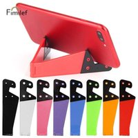 Soporte de soporte para teléfono celular FIMILEF para iPhone X Tablet Samsung S10 Soporte de teléfono inteligente móvil ajustable