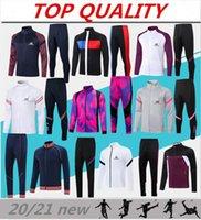 Tuta da allenamento 2020 2021 Parigi tuta da calcio MBAPPE tuta da allenamento 20-21 PSG ICARDI maglia da calcio jogging survêtement