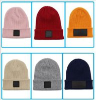 Knitted Hat Men Women Winter Outdoor sport caps Solid Color Unisex Warm Hats Super Good Quality