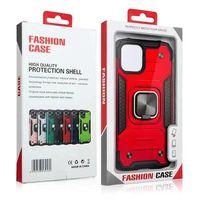 iPhone 13 12 Pro Max Pixel 5A Samsung Galaxy A12 A82 Moto G 스타일러스 파워 플레이 Kickstand Ring TPU 하드 PC Shockbroof 케이스 디자이너 상자 포장