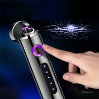 USB электронные сигареты электрические с электрическим дисплеем для длинной мини-зарядки двойной дуги ZC205