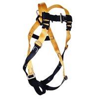 Haute résistance Poly Plein Body Rock Harness Harnais Adultes Coffre-fort Guide Guide de l'alpinisme Équipement de rappel d'alpinisme Cordons, élingues et sangles