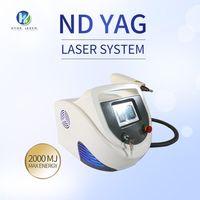 Nd yag laser tatuagem remoção q troca de pigmentos remoção de pele 1064nm 532nm 1320nm equipamentos Compre 10 ganhe 1 livre fábrica diect suprimento de fornecimento de achado distribuidor OEM ODM