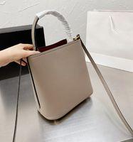Borsa da donna classica Borsa da donna Fashion Designer Lettera Stampa Borsa a secchiello di alta qualità Trendy Lady Borse a tracolla WF2104291