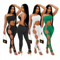 Wholesale bulk strapless rompers Womens jumpsuits overalls one piece pants sexy skinny playsuit fashion solid jump suit women clothes klw7346