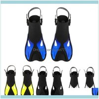 Gloves Water Sports & Outdoorsadjustable Unisex Scuba Diving Open Heel Fins Swimming Pool Training Pers Equipment Shoes Snorkeling Gear For