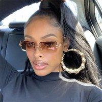 Солнцезащитные очки Monique Orenda 2021 Прибытие Мода RIMLEL RIMLES MEN SHATES Женская площадь