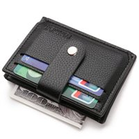 HBP Credit Card holder Mens Wallet Women mini Wallets Coin Purses Bank Cards Slot PU Leather 11cm