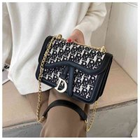 Design Bag women new letter small square women's single shoulder bag Handbags