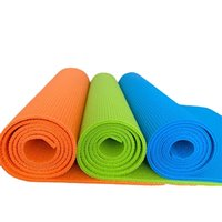 PVC اليوغا المنزلية الرجال حبل المرأة تخطي اللياقة البدنية حصيرة 3MM-8MM، قابلة للطي وطباعة