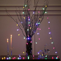 Strings Christmas Decoration10M USB LED Ball Snow Star Garland Lights String Xmas Outdoor Holiday Wedding Party Baby Bed Fairy