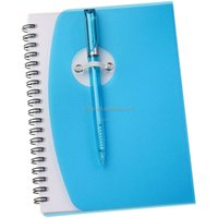 office supplies spiral bound paper daily weekly agenda planner notebook printing services