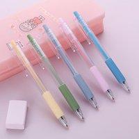 Stück Lytwtw's Gel Netter Stift Kreative Ins Süßigkeiten Farbe Presse Büro Geschenk School Supplies Schreibwaren Kawaii Funny Pens