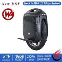 Gotway Boadode mspuer x 2500W C30 고속 모터 1600WH NCR18650GA 배터리 오프로드 비용 효율적인 MonowHeel 스톡 스쿠터