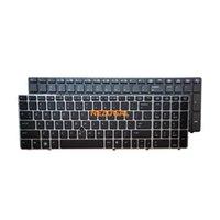 Tastatur für ProBook 6560B 6565B 6570B EliteBook 8560P 8570P 8560B Laptop Ersatztastaturen