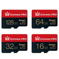 울트라 메모리 카드 카드 8GB / 16GB / 32GB / 64GB / 128GB 마이크로 메모리 22GB C10 미니 TF 무료 SDS 어댑터