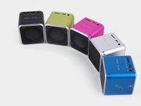 Portable TF Slot MP3 Wireless Bluetooth-Lautsprecher Sound Box Music Angel MD06BT2
