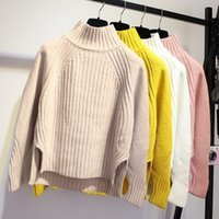 Women's Sweaters Femle sweter with round neck for winter, crdign loose cot women KQW1