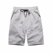 Mode Sommer Shorts Männer Marke Elastische Taille Kordelzug Baumwolle Männlich Solid Casual Homme Masculino Sweatpants Herren