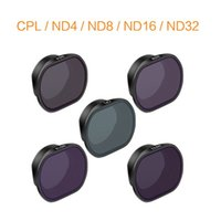 Drone Accessories Kits For DJI FPV Filter Camera Professional UV CPL 4 8 16 ND32 ND4 Lens Filter Set Accessories