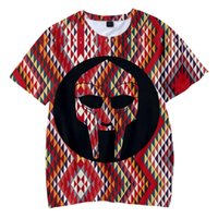 Men's T-Shirts Rapper MF DOOM T Shirt Fashion Hip Hop 3D Men Streetwear Retro Gothic Short Sleeve Tee Summer T-shirt Plus Size