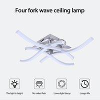 Ceiling Lights LED For Living Room 12W 18W 24W Warm Cold White Modern Design Lighting Lamp Bedroom Decoration Furnitur Dining