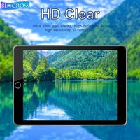 """Tempered Glass Screen Protector For Ipad 7th 8th GEN Inch 10.2"""" 2021 Anti Scratch Bubble Free HD Clear Protective Film Tablet PC Protectors"""