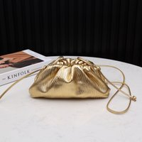Ladies Evening Bag Full of leather inside and outside, handmade by Italian designer, 7A quality, with long shoulder strap, multiple colors available