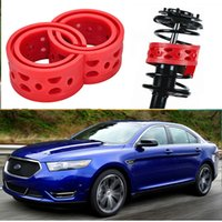 2pcs Size B Front Suspension Shock Bumper Spring Coil Cushion Buffer For Ford Taurus