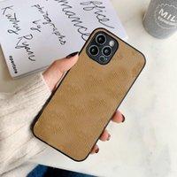 Top Moda Telefono Custodie per iPhone 12 Pro Max Mini 11 XR XS 7 8 PLUS SE Designer di lusso di lusso di alta qualità Protezione squisita Custodia antiurto