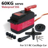 1 PCS 서보 60kg 높은 토크 DS5160 Baja 서보 디지털 서보 1/5 Redcat HPI Baja 5B SS RC CAR 호환 SAVOX-0236