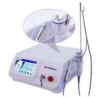 Remoção da veia da aranha / tratamento das veias do varizes / máquina de tratamento vascular do laser do diodo 10w 980nm
