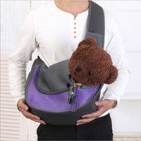 Носитель для домашних животных для кошек и собак путешествия портативные мессенджеры сумки на плечо дышащие сетки рюкзак домашних животных