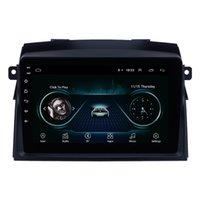 Radio Navigation GPS GPS de DVD de 8 pouces Android 10 pour 2004-2010 Toyota Sienna Auto Stereo Unit Player Support TV numérique DVR