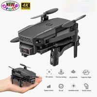 미니 KF611 무인 항공기 4K HD 와이드 앵글 카메라 1080P 와이파이 FPV DRONES Quadcopter 높이는 Dron Toys를 유지합니다.