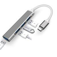 USB C HUB ve USB USB C adaptörüne, MacBook Pro / Air iPad Apple için uygun