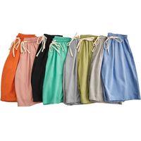 Moda Impreso Pantalones cortos para hombre Piezas de rodilla Bermudas Pantalones cortos Broek Sweatshorts Streetwear All-Fath Comfort Play Shorts