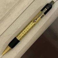Gold Roller Luxury Ballpoint Bolígrafos Egipcia Antigua Civilización Serie Bronce Metal Estilo Escuela Oficina Oficina Papelería Herencia Clásica Pluma