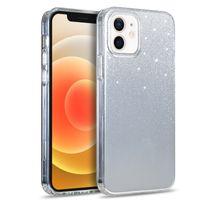 Casos de espelho de luxo para iPhone 12 pro 7 8 mais 11 xr xs max bling glitter macio tpu móvel sacos