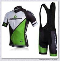 Pro Team Merida 사이클링 저지 세트 남성 여름 짧은 소매 MTB 자전거 의류 Ropa Ciclismo 통기성 빠른 건조한 자전거 착용 Y21041019