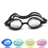 Goggles Professional Swimming Waterproof Anti-fog Pool Men Women Diving Equipment Detachable Silicone Glass