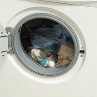 Nylon Lavandería Productos Bola Hogar Anti-Enredado Lavadora Herramientas Depilación Lavanderías Limpieza Bolas OOD5994