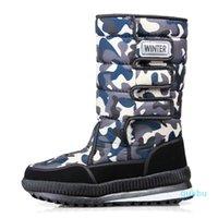 Designer women men boots Over the Knee Thigh High mens snow winter boots waterproof platform booties 36-46
