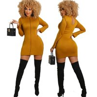Women Long Sleeve Turtleneck Bodycon Mini Dress With Face Mask Shield Set Solid Color Hollow Out Backless Clubwear 4XL Casual Dresses