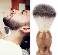 2021 Cheveux de blaireaux Rasures de rasage pour hommes Barber Salon Hommes Facial Beard Nettoyant Nettoyage Appliance Haute Qualité PRO Rasage Outil de rasoir Brosses de rasoir