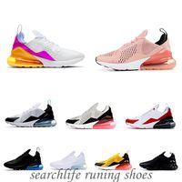270 Koşu Ayakkabı Erkek Kadınlar Için Işık Kemik Üçlü Beyaz Siyah Kırmızı Yumruk Çay Berry 270s Erkekler Eğitmenler Açık Spor Sneakers