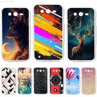 Taoyunxi Soft TPU Samsung Case Galaxy I9082 Plus I9060i Neo Grand Lite I9062 9080 I9063 Coperture