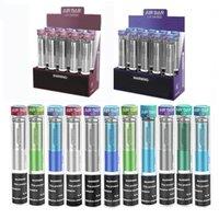 MOQ 10PCS Air Bar Lux Light Edition Diamand Descartável E Cigarros Vape Pen 1000 Puffs 650mAh Bateria 3ml Pods Vapor Stick Dispositivos Vaporizadores 23 Cores