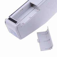 Contadores Digital para Moeda Nota Bill Counter Counter Contador com bolsa de couro Mini Máquina de dinheiro portátil Eu plug M55Z